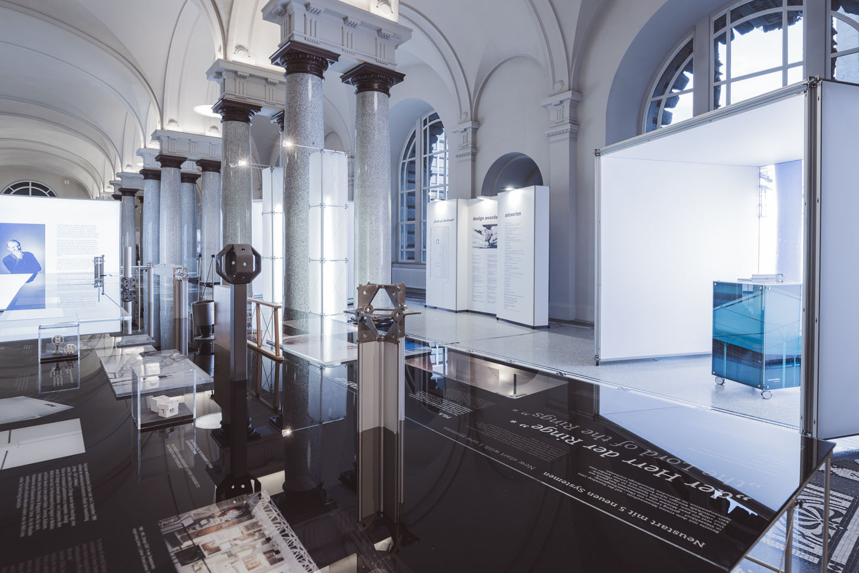 Das Design Center Baden-Württemberg präsentierte die Ausstellung