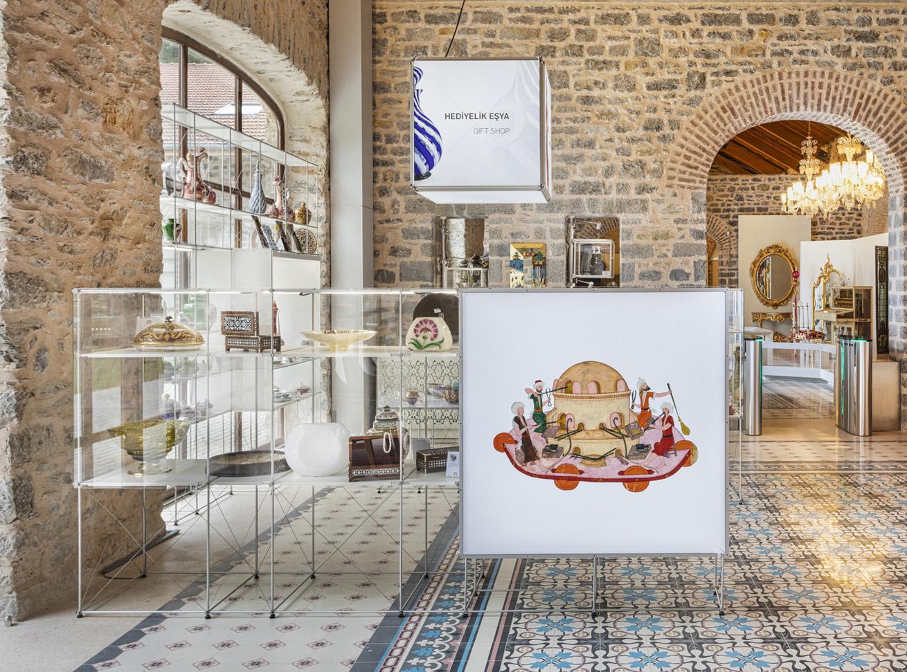 Das Beykoz Kristall- und Glasmuseum