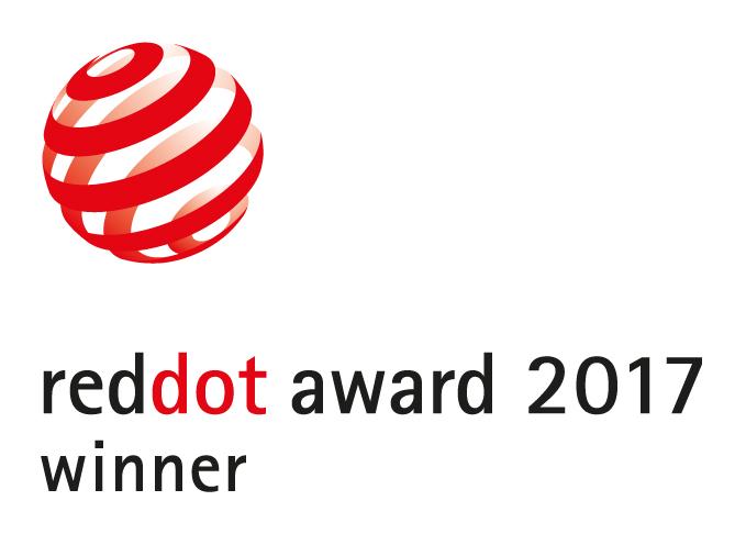 pila fabric gewann den Red Dot Product Design Award 2017